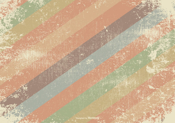 Grunge Stripes Background - Kostenloses vector #377199