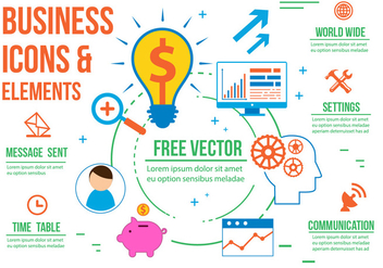 Free Business Vector - бесплатный vector #377689