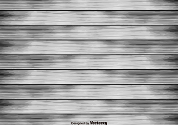 Abstract Gray Hardwood Planks Background - Kostenloses vector #378869