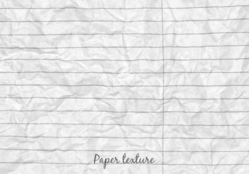 Free Vector Paper Texture - Free vector #378989