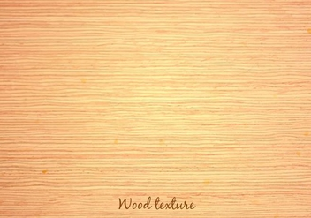 Free Vector Wood Background - Free vector #379069
