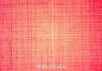 Free Vector Abstract Fabric Texture - Free vector #379209