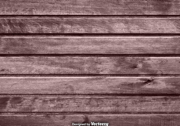 Vector Hardwood Planks Background - Kostenloses vector #380269