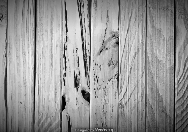 Vector Illustration Of Gray Hardwood Planks - Free vector #380279