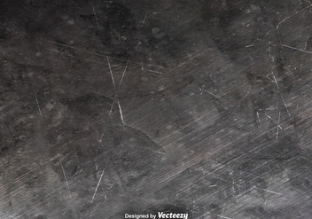 Gray Background - Vector Grunge Texture - Kostenloses vector #380299