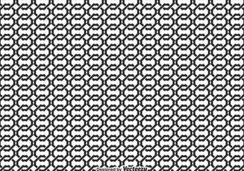 Free Fashion Geometric Vector Pattern - vector gratuit #380449