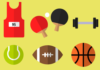 Free Sports Vector - Free vector #380859