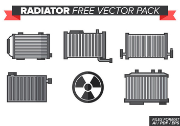 Radiator Free Vector Pack - Free vector #380919