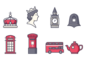 Free Great Britain Vector - vector #381219 gratis