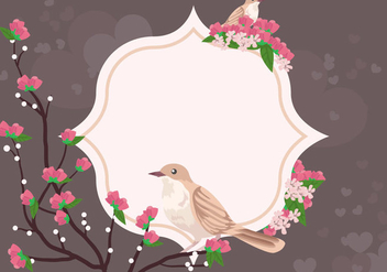 Nightingale Vector - Free vector #384079