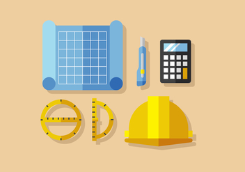 Vector Architect Tools - Free vector #384539