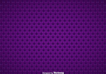 Purple Background With Stars Seamless Pattern - Free vector #385699