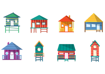 Free Shack Vector - Free vector #385809
