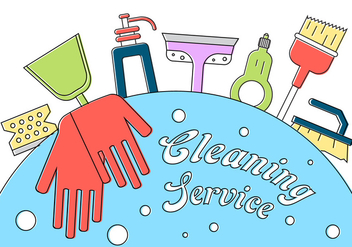 Free Cleaning Icons - vector gratuit #386609