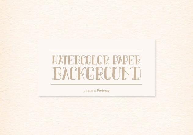 Watercolor Paper Texture - vector gratuit #388959