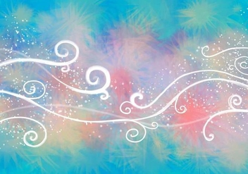 Free Vector Pixie Dust Background - бесплатный vector #389979