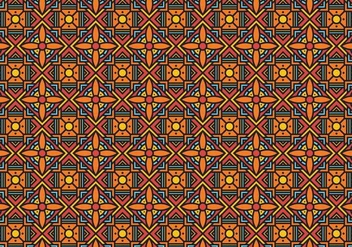 Free Maroc Vector Pattern - Free vector #390439