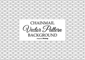 Chainmail Style Seamless Background - Free vector #390539