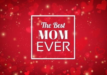 Free Vector Moms Background - Kostenloses vector #390589