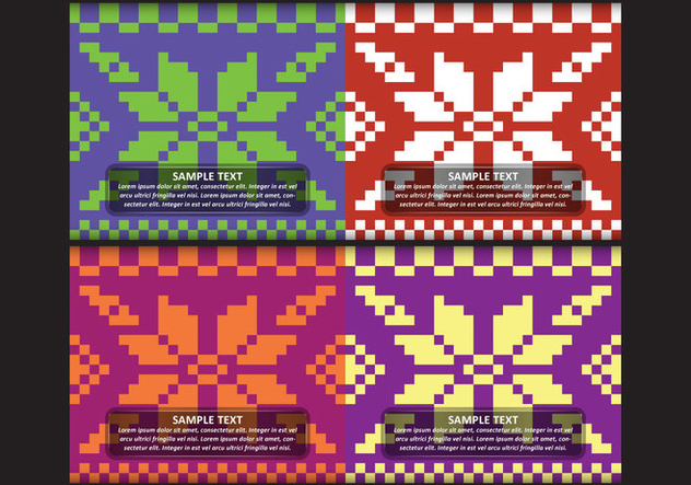Design Songket Pattern - vector #391049 gratis