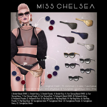 .miss chelsea. up all night gacha - coming soon to epiphany - image gratuit #391739