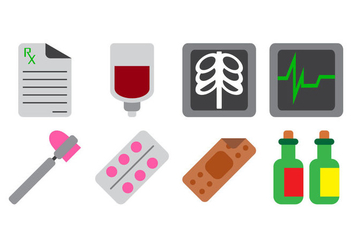 Free Health Care Icon Vector - vector #392849 gratis