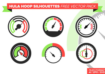 Tachometer Free Vector Pack - Kostenloses vector #393279
