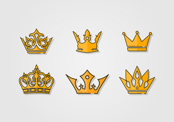 Pageant Luxury Crown - vector gratuit #394469