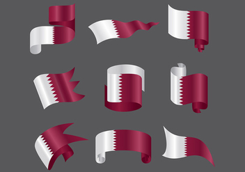 Free Qatar Icons Vector - Free vector #396099