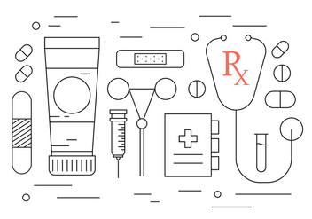 Free Medical Icons - vector gratuit #396379