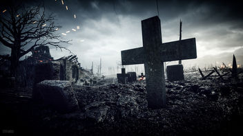 Battlefield 1 / Commemorating the Dead - бесплатный image #396529