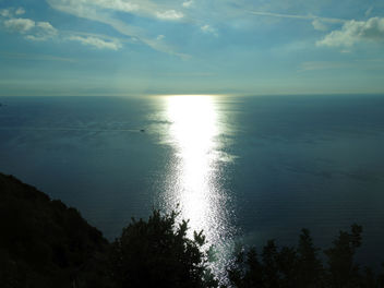 Italy (Sorrento) Sun on the sea - image gratuit #396639