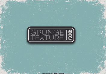 Vector Distressed Texture Background - бесплатный vector #397349