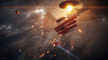 Battlefield 1 / They're Coming - image gratuit #397599