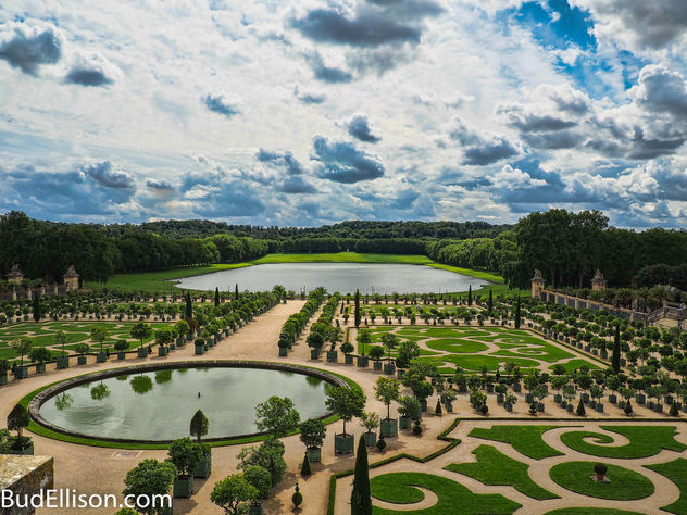 View of the Palace of Versailles - The Gardens - image gratuit #397609