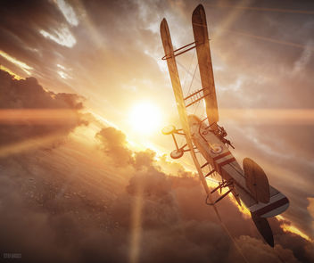Battlefield 1 / Flying High - Kostenloses image #397759