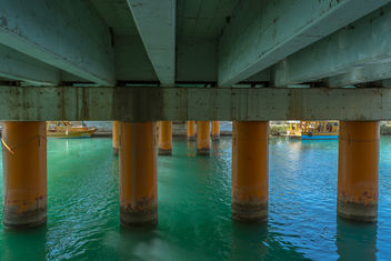 under the bridge - Free image #397779