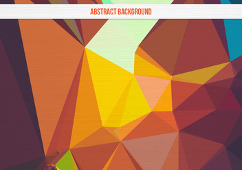 Free Vector Colorful Geometric Background - vector gratuit #397989