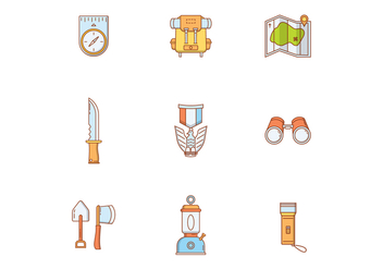 Free Boy Scouts Vector - Free vector #400199