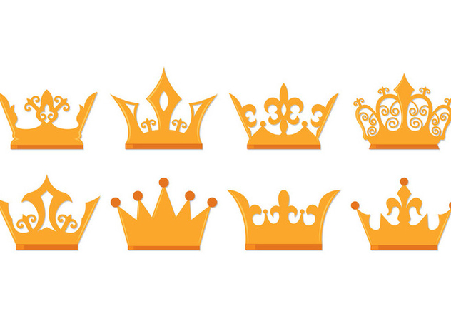 Luxury Crown Of Pageant - Free vector #400499