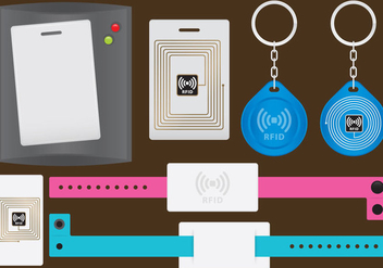 RFID Accesories - Free vector #400549