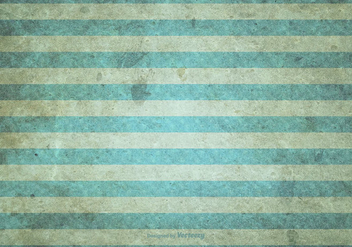 Dirty Old Stripe Grunge Background - vector gratuit #400689