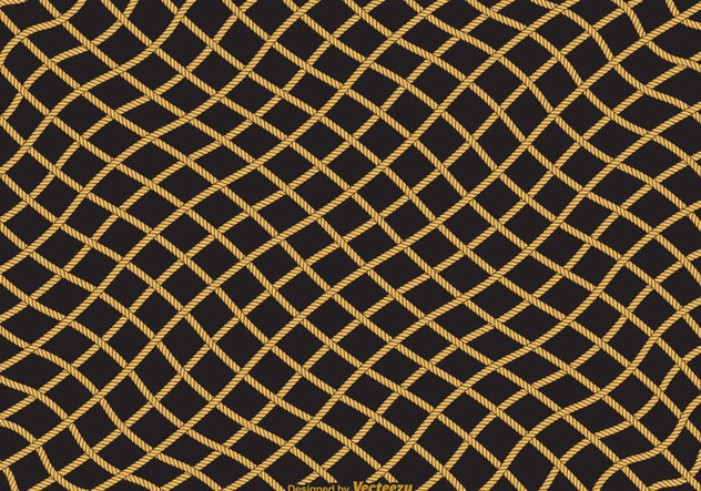 Free Vector Fish Net Background - vector #400879 gratis