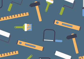 Tools Pattern - vector gratuit #401459