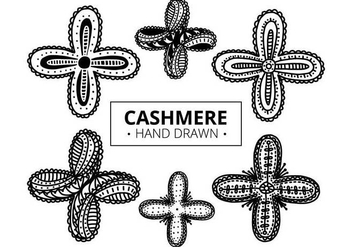 Free Cashmere Pattern - vector #401629 gratis