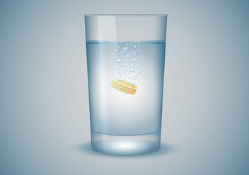 Effervescent illustration - Free vector #401889