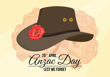 Anzac Day Vector - бесплатный vector #402759