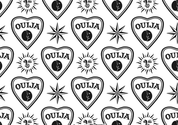 Free Ouija Vector Background - vector #403729 gratis