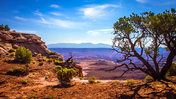 Buck Canyon Overlook - image gratuit #403859