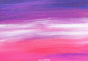 Purple Grunge Painted Canvas Texture - Free vector #404179